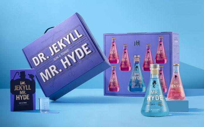 Descubre la copa de gin tonic perfecta con Dr. Jekyll y Mr. Hyde