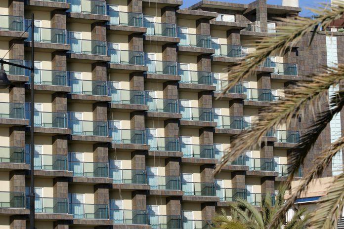 Hoteles en la playa Playamar en Torremolinos
