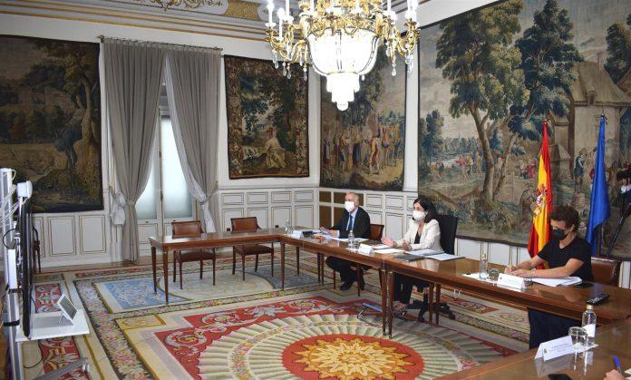 Reunión de la Comisión de Seguimiento del Pacto Antitransfuguismo